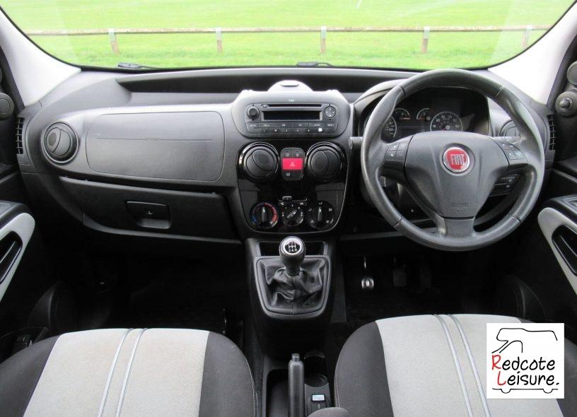 2014 Fiat Qubo Micro Camper (30)