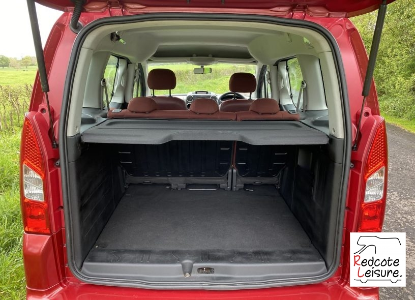 2009 Citroen Berlingo Multispace VTR Micro Camper (11)