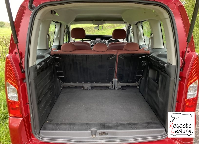 2009 Citroen Berlingo Multispace VTR Micro Camper (12)