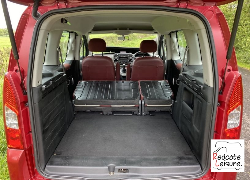 2009 Citroen Berlingo Multispace VTR Micro Camper (13)