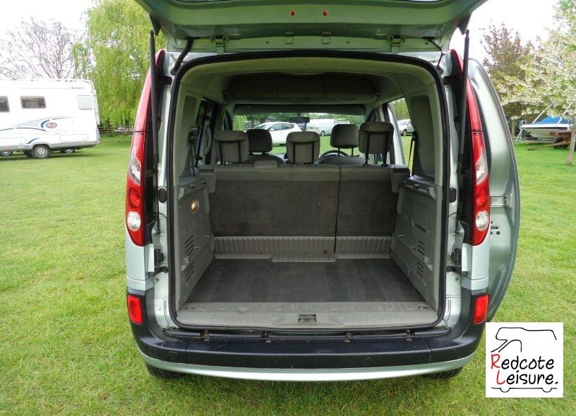 2010 Renault Kangoo Expression Micro Camper (10)