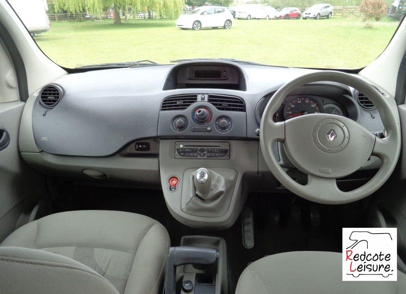 2010 Renault Kangoo Expression Micro Camper (15)