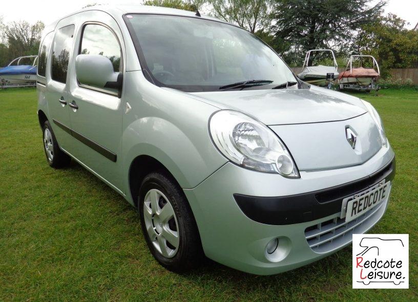 2010 Renault Kangoo Expression Micro Camper (3)