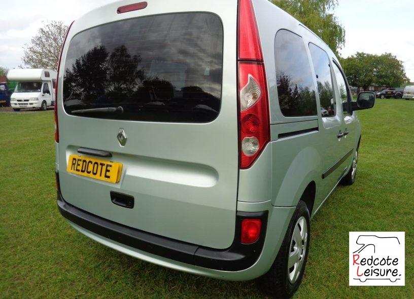 2010 Renault Kangoo Expression Micro Camper (4)