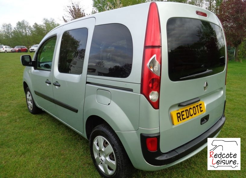 2010 Renault Kangoo Expression Micro Camper (5)