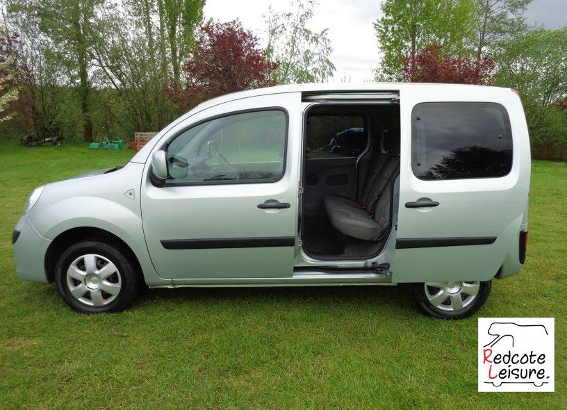 2010 Renault Kangoo Expression Micro Camper (8)