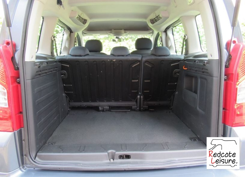 2012 Peugeot Partner Tepee S Micro Camper (2)