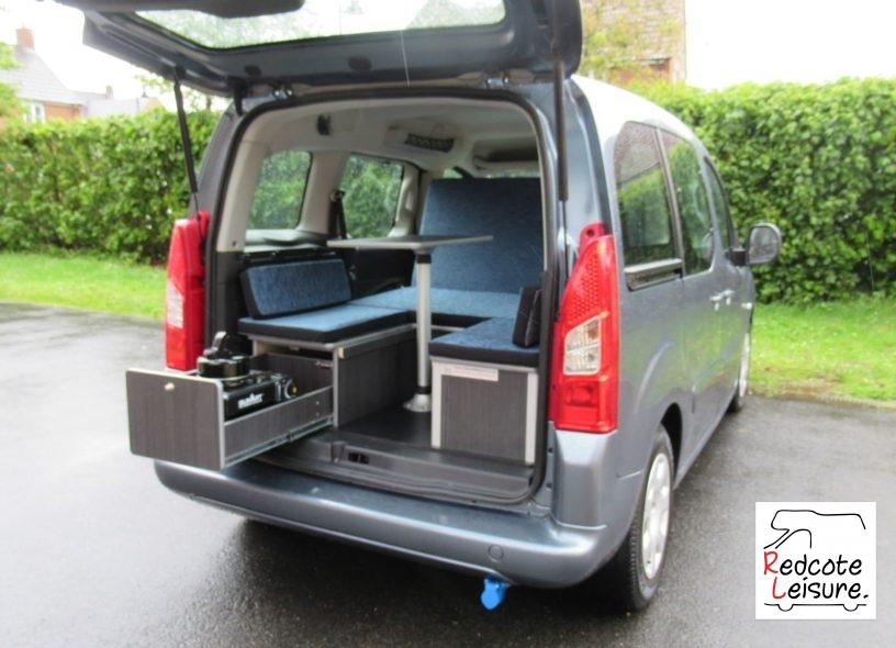 2012 Peugeot Partner Tepee S Micro Camper (23)