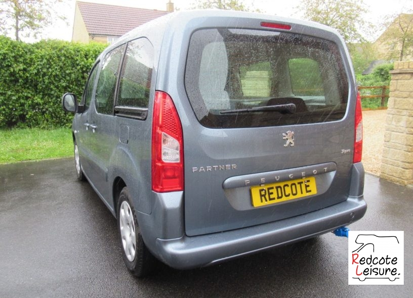 2012 Peugeot Partner Tepee S Micro Camper (25)
