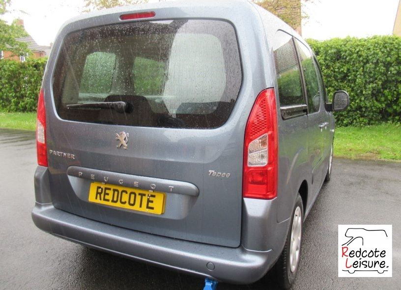 2012 Peugeot Partner Tepee S Micro Camper (26)