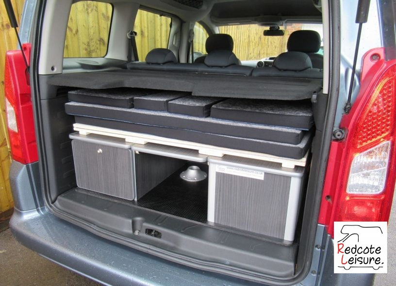 2012 Peugeot Partner Tepee S Micro Camper (9)