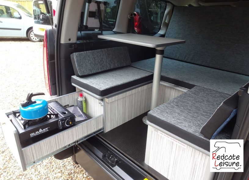 2012 Peugeot Partner Tepee S Micro Camper WAV (13)