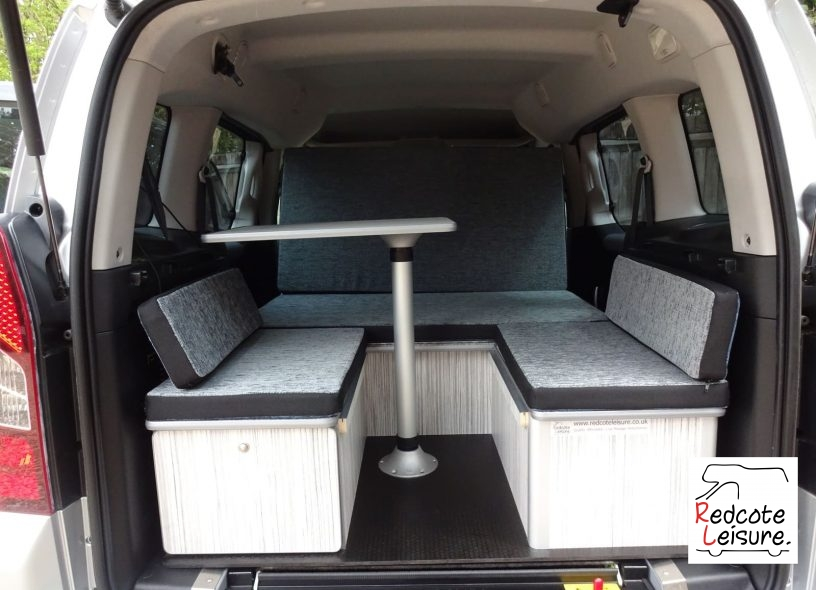 2012 Peugeot Partner Tepee S Micro Camper WAV (16)