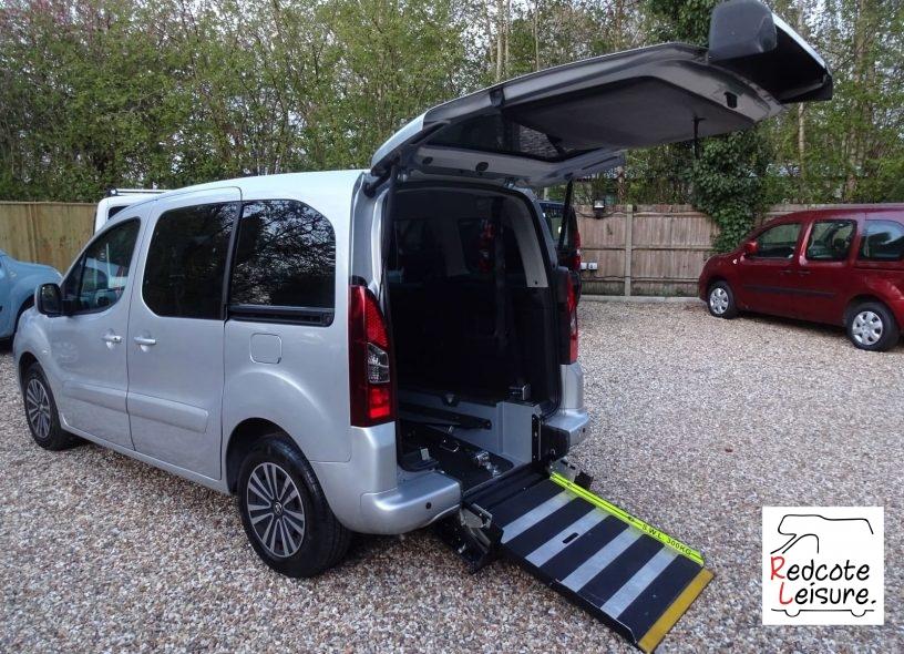 2012 Peugeot Partner Tepee S Micro Camper WAV (17)