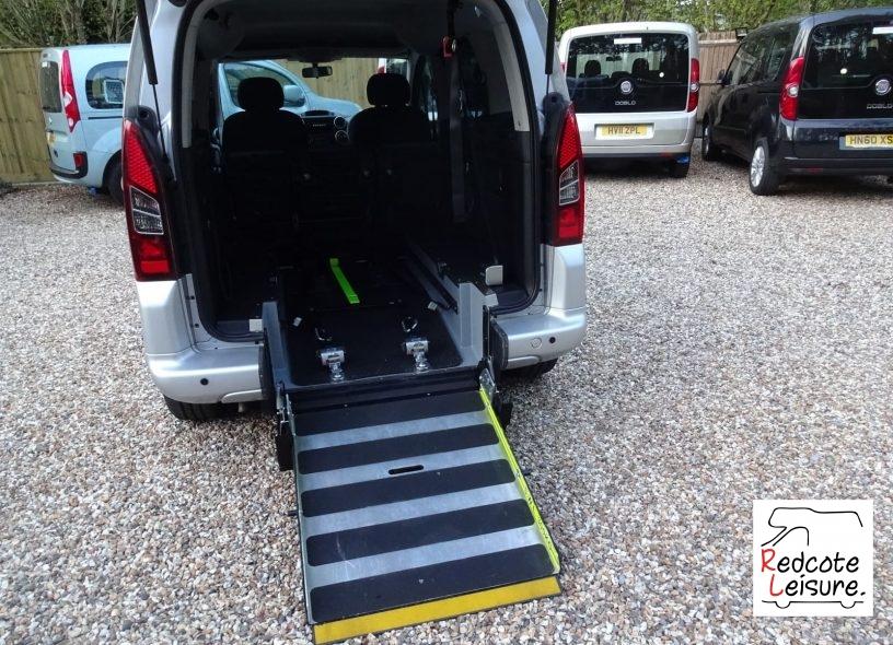 2012 Peugeot Partner Tepee S Micro Camper WAV (18)