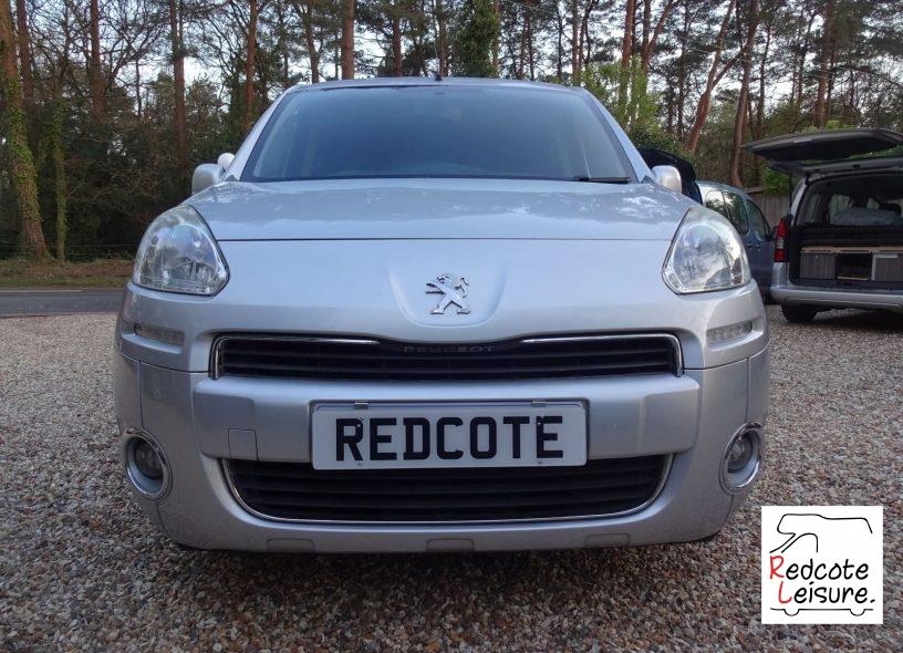 2012 Peugeot Partner Tepee S Micro Camper WAV (19)