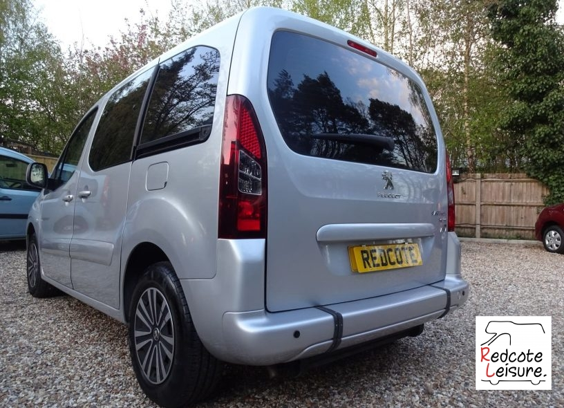 2012 Peugeot Partner Tepee S Micro Camper WAV (4)