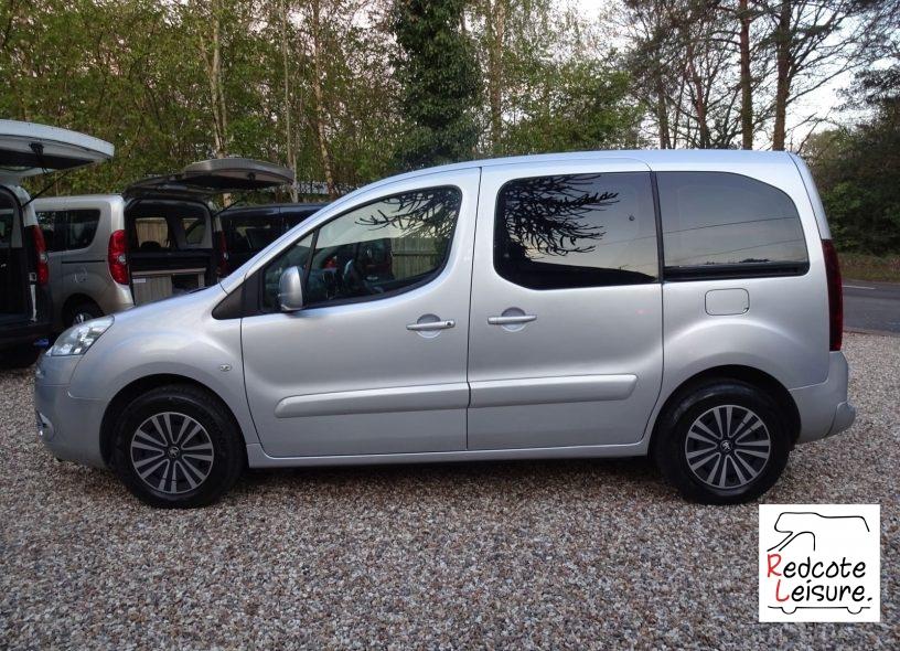 2012 Peugeot Partner Tepee S Micro Camper WAV (6)