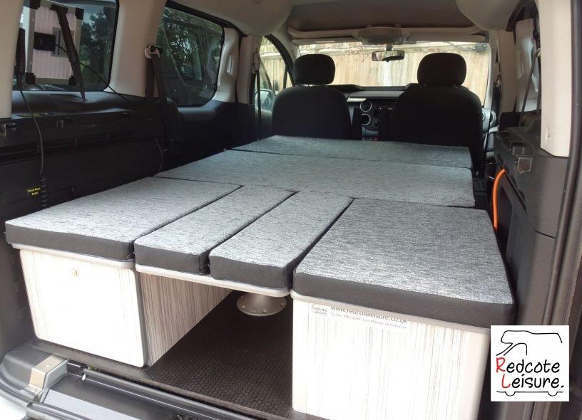 2012 Peugeot Partner Tepee S Micro Camper WAV (7)