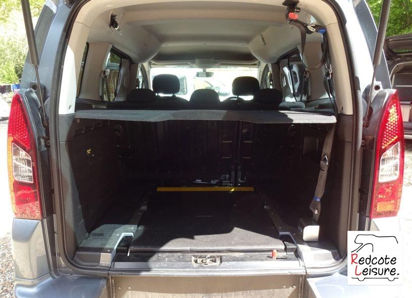 2013 Peugeot Partner Tepee S Micro Camper Wheelchair Access Vehicle (WAV) (10)