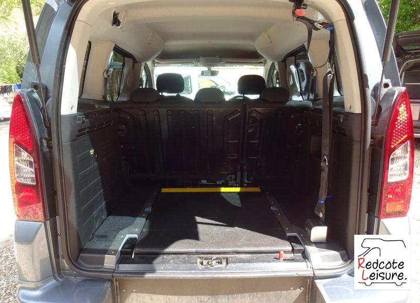 2013 Peugeot Partner Tepee S Micro Camper Wheelchair Access Vehicle (WAV) (11)