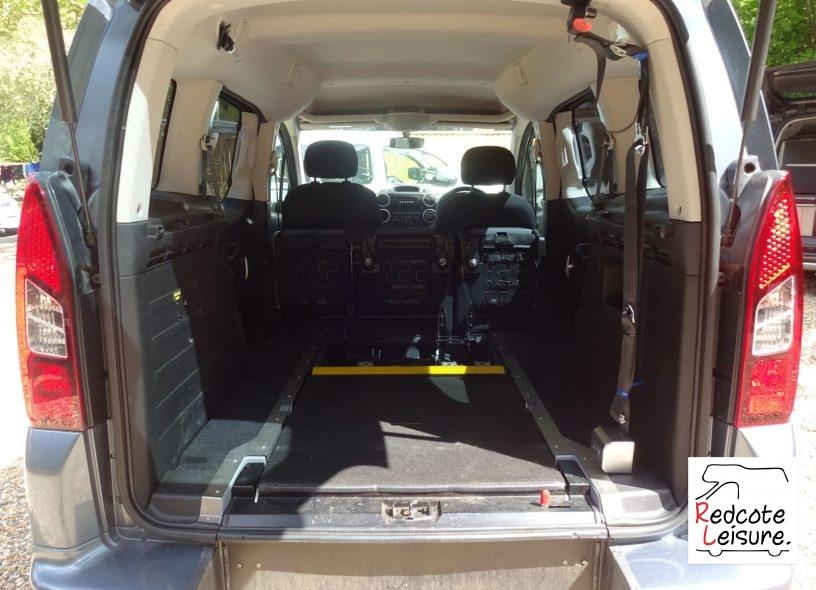 2013 Peugeot Partner Tepee S Micro Camper Wheelchair Access Vehicle (WAV) (14)