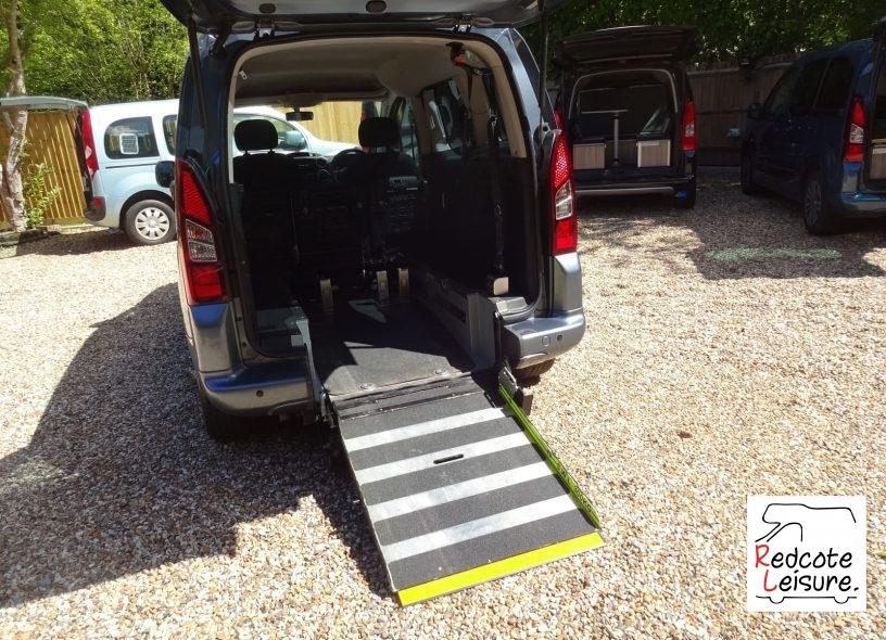 2013 Peugeot Partner Tepee S Micro Camper Wheelchair Access Vehicle (WAV) (15)