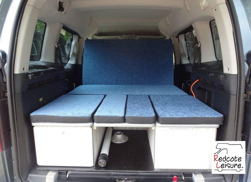 2013 Peugeot Partner Tepee S Micro Camper Wheelchair Access Vehicle (WAV) (21)