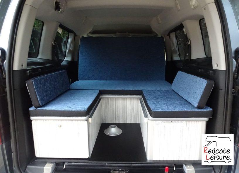 2013 Peugeot Partner Tepee S Micro Camper Wheelchair Access Vehicle (WAV) (24)