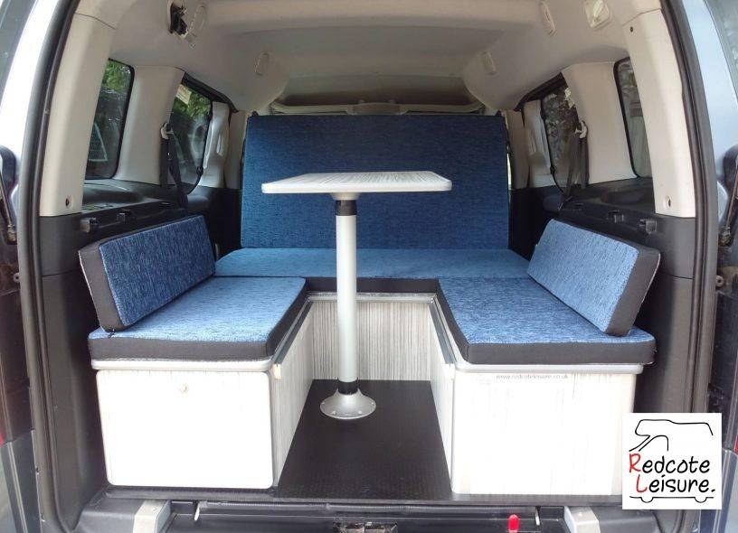 2013 Peugeot Partner Tepee S Micro Camper Wheelchair Access Vehicle (WAV) (25)