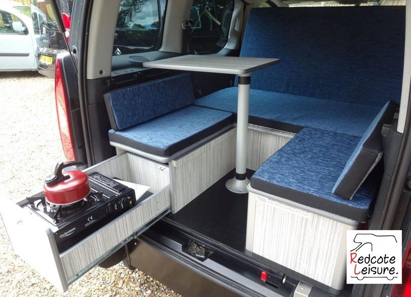2013 Peugeot Partner Tepee S Micro Camper Wheelchair Access Vehicle (WAV) (29)