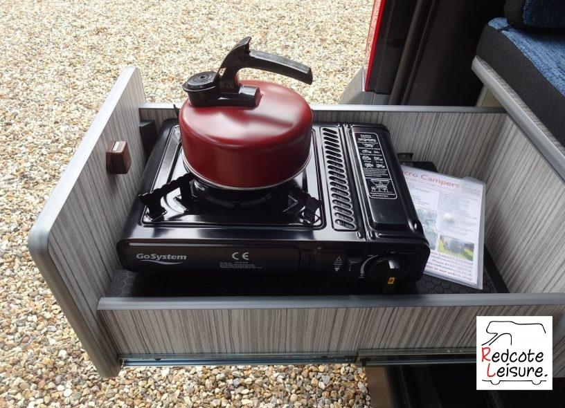 2013 Peugeot Partner Tepee S Micro Camper Wheelchair Access Vehicle (WAV) (30)