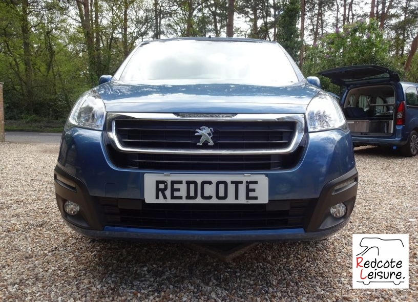 2016 Peugeot Partner Tepee Active Blue HDI Micro Camper (16)