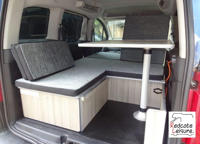 2011 Citroen Berlingo Multispace XTR Micro Camper (1)