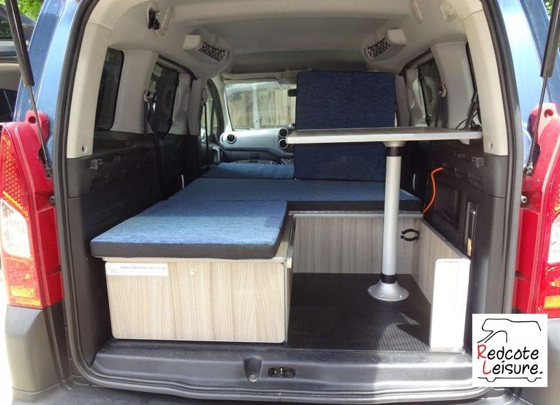 2011 Citroen Berlingo Multispace XTR Micro Camper (4)