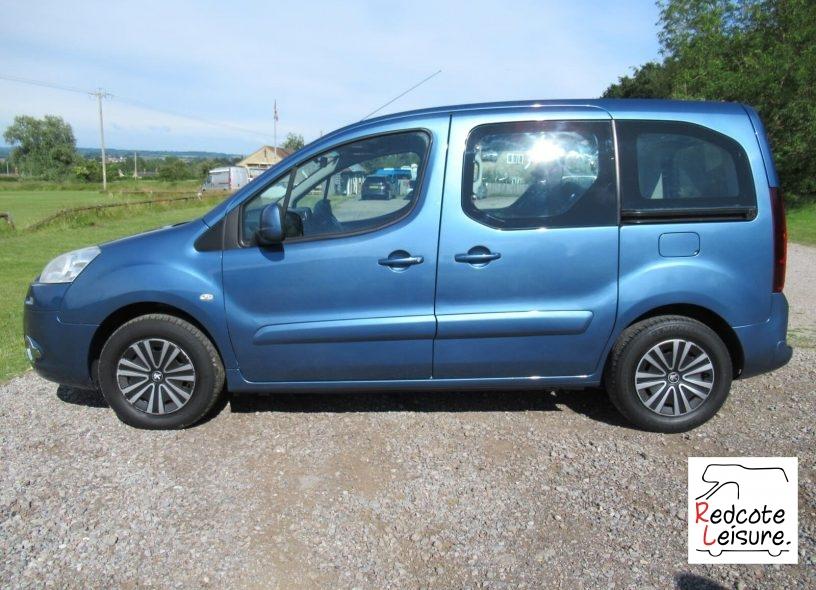 2012 Peugeot Partner Tepee S Micro Camper (15)