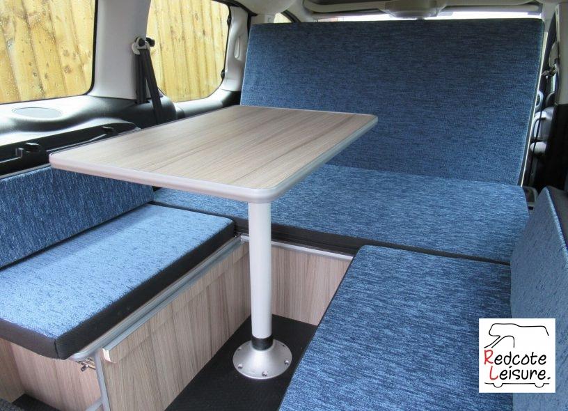 2012 Peugeot Partner Tepee S Micro Camper (27)