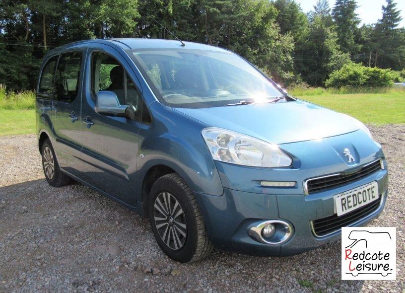 2012 Peugeot Partner Tepee S Micro Camper (3)