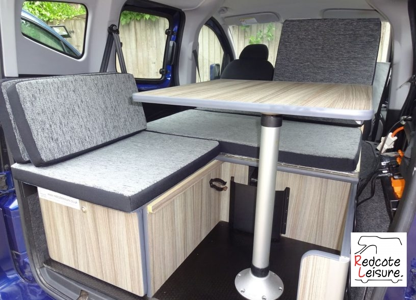 2013 Fiat Qubo MyLife Micro Camper (1)