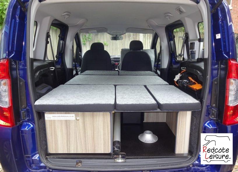 2013 Fiat Qubo MyLife Micro Camper (14)