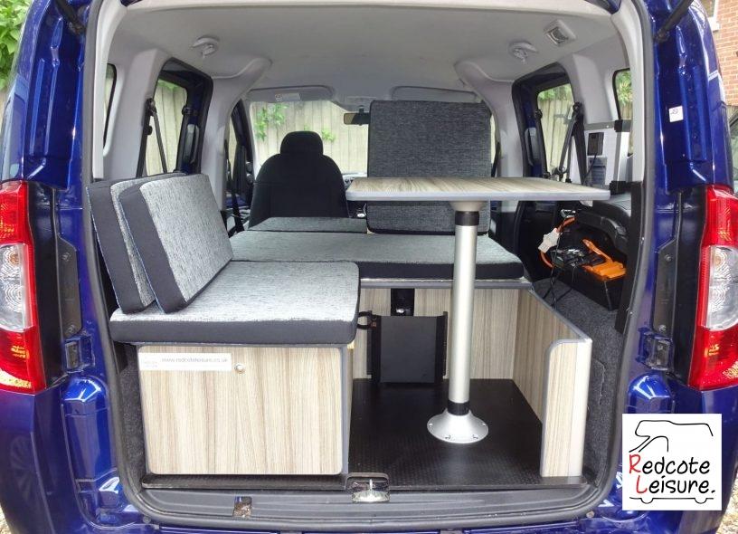 2013 Fiat Qubo MyLife Micro Camper (2)