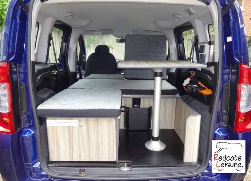 2013 Fiat Qubo MyLife Micro Camper (3)