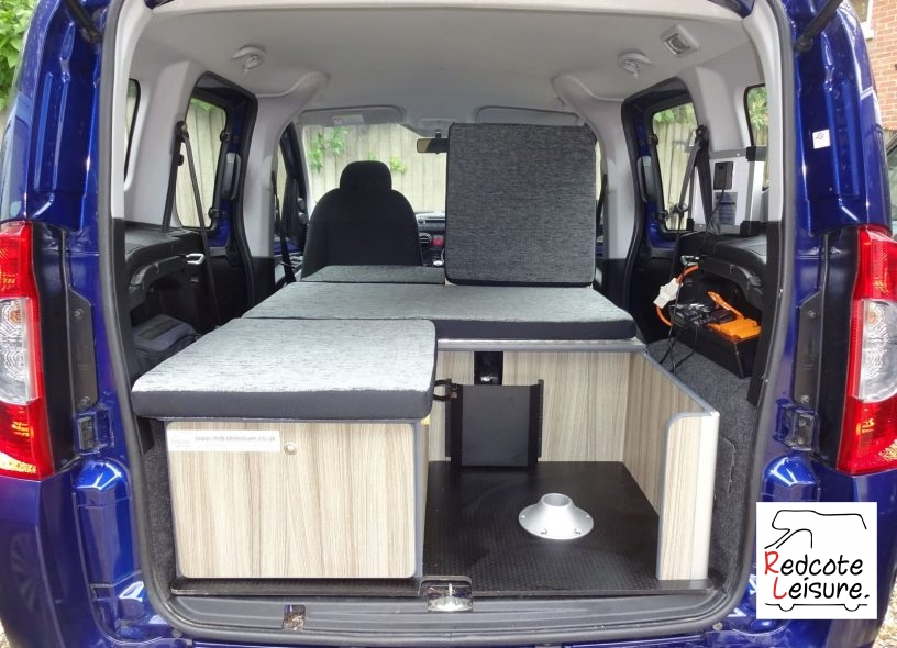 2013 Fiat Qubo MyLife Micro Camper (6)