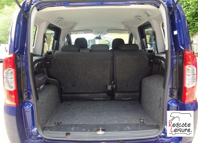 2013 Fiat Qubo MyLife Micro Camper (9)