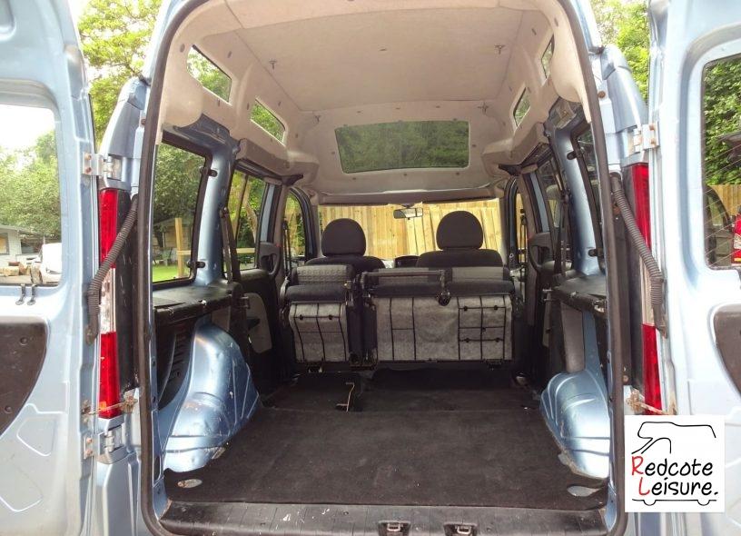 2007 Fiat Doblo Dynamic High Top Micro Camper (10)