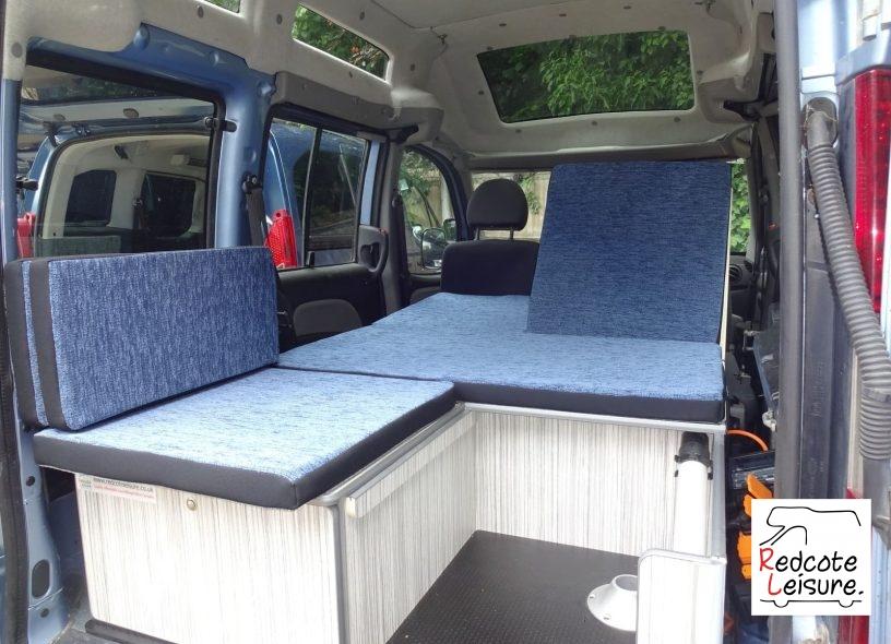 2007 Fiat Doblo Dynamic High Top Micro Camper (23)