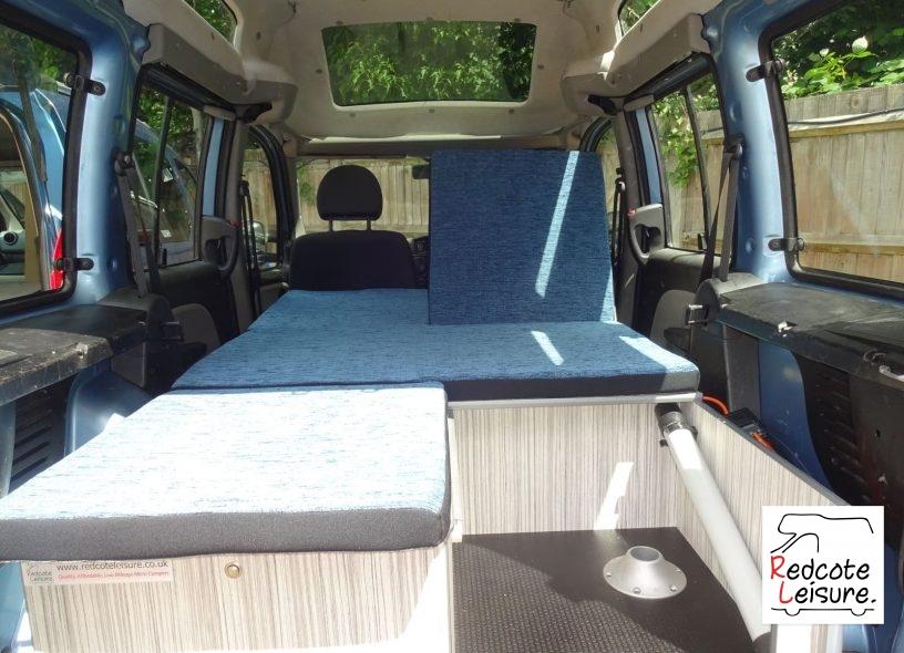 2007 Fiat Doblo Dynamic High Top Micro Camper (25)