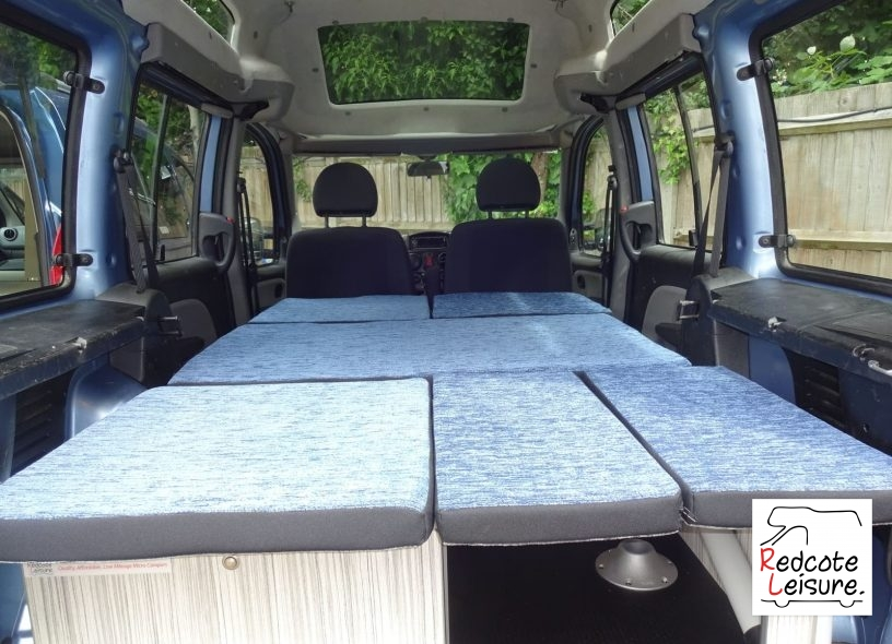 2007 Fiat Doblo Dynamic High Top Micro Camper (33)