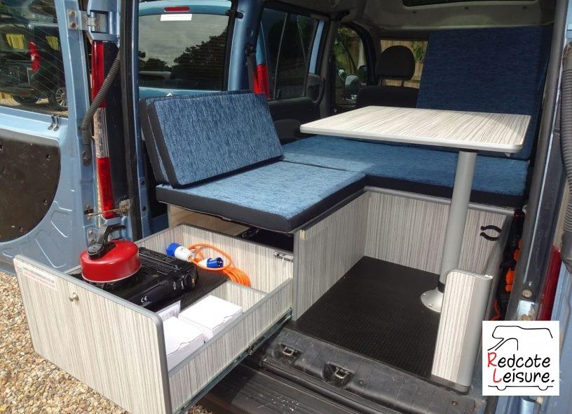 2007 Fiat Doblo Dynamic High Top Micro Camper (34)