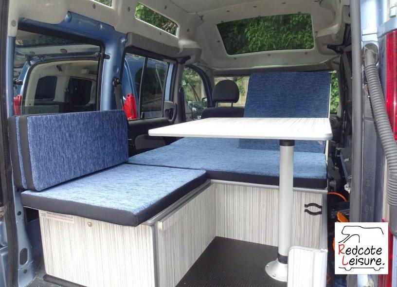 2007 Fiat Doblo Dynamic High Top Micro Camper (37)